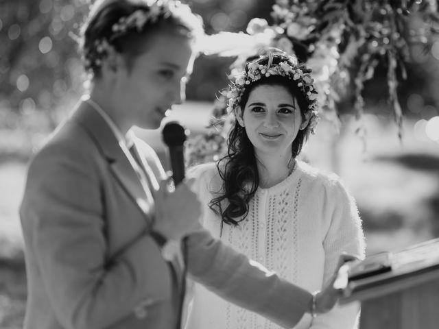 Le mariage de Julie et Ingrid à Villecroze, Var 87