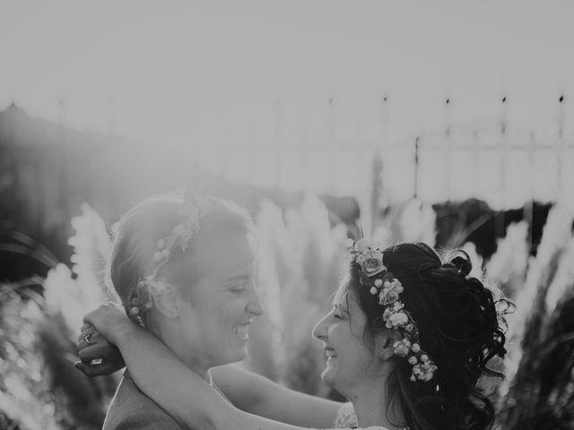 Le mariage de Julie et Ingrid à Villecroze, Var 101