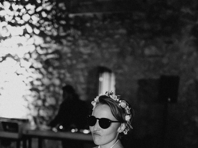 Le mariage de Julie et Ingrid à Villecroze, Var 114