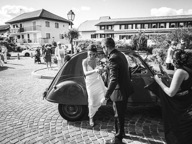 Le mariage de Steeve et Elise à Bellegarde-sur-Valserine, Ain 17