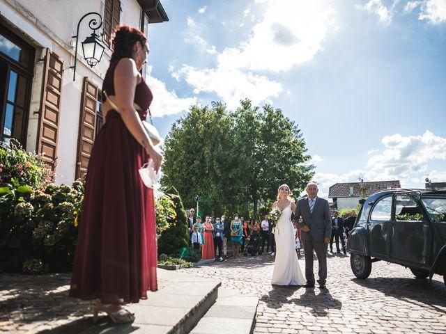 Le mariage de Steeve et Elise à Bellegarde-sur-Valserine, Ain 18