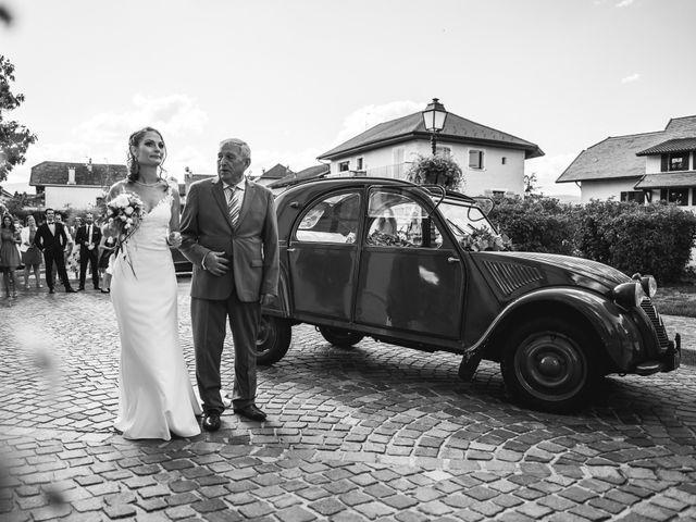 Le mariage de Steeve et Elise à Bellegarde-sur-Valserine, Ain 19