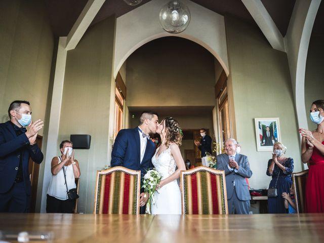Le mariage de Steeve et Elise à Bellegarde-sur-Valserine, Ain 25