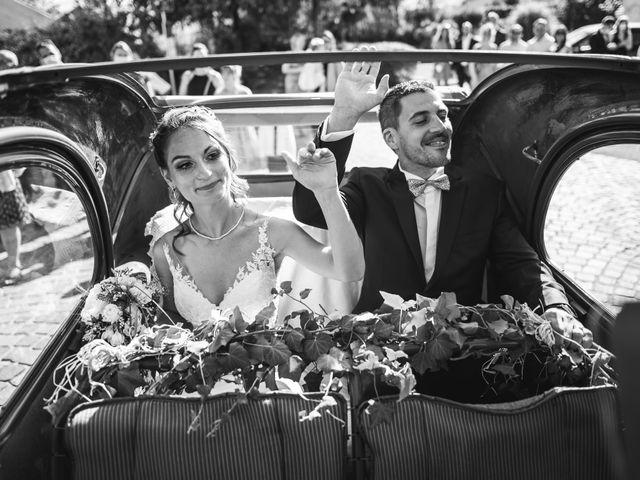 Le mariage de Steeve et Elise à Bellegarde-sur-Valserine, Ain 1