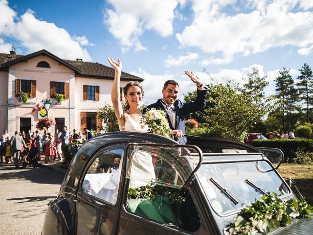 Le mariage de Steeve et Elise à Bellegarde-sur-Valserine, Ain 31