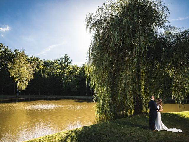 Le mariage de Elise et Steeve