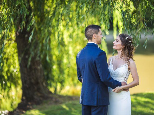 Le mariage de Steeve et Elise à Bellegarde-sur-Valserine, Ain 32