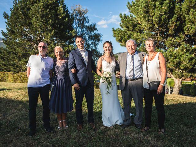 Le mariage de Steeve et Elise à Bellegarde-sur-Valserine, Ain 37