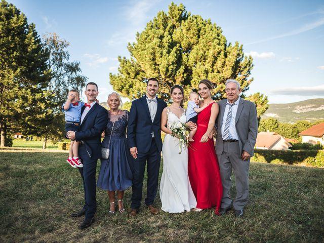 Le mariage de Steeve et Elise à Bellegarde-sur-Valserine, Ain 38