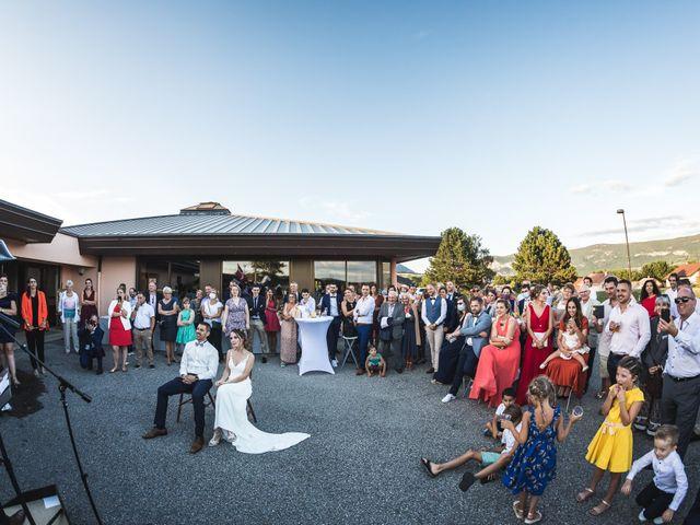 Le mariage de Steeve et Elise à Bellegarde-sur-Valserine, Ain 41