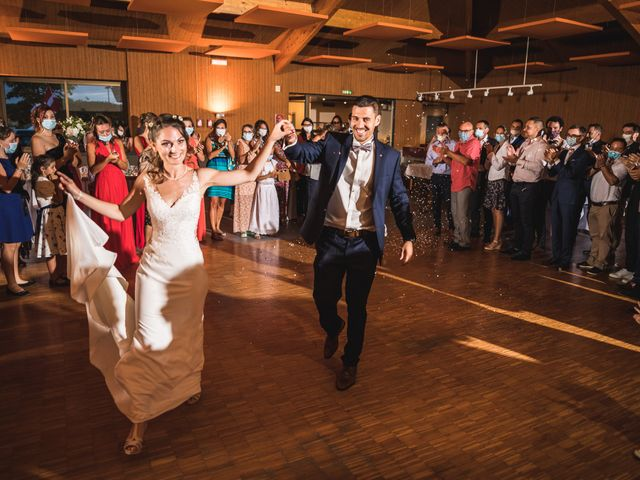 Le mariage de Steeve et Elise à Bellegarde-sur-Valserine, Ain 45