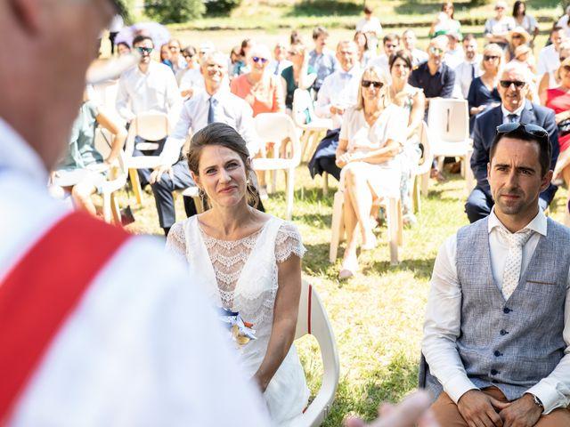 Le mariage de David et Laurène à Salignac-Eyvigues, Dordogne 8