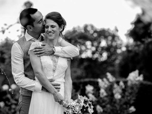 Le mariage de David et Laurène à Salignac-Eyvigues, Dordogne 18