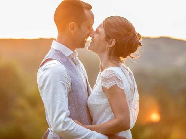 Le mariage de David et Laurène à Salignac-Eyvigues, Dordogne 26