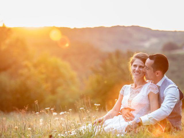 Le mariage de David et Laurène à Salignac-Eyvigues, Dordogne 28