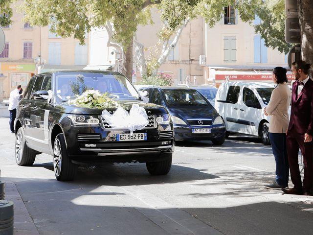 Le mariage de Vincent et Barbara à Mirabeau, Vaucluse 1