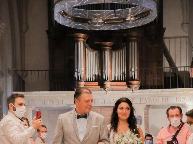Le mariage de Vincent et Barbara à Mirabeau, Vaucluse 9