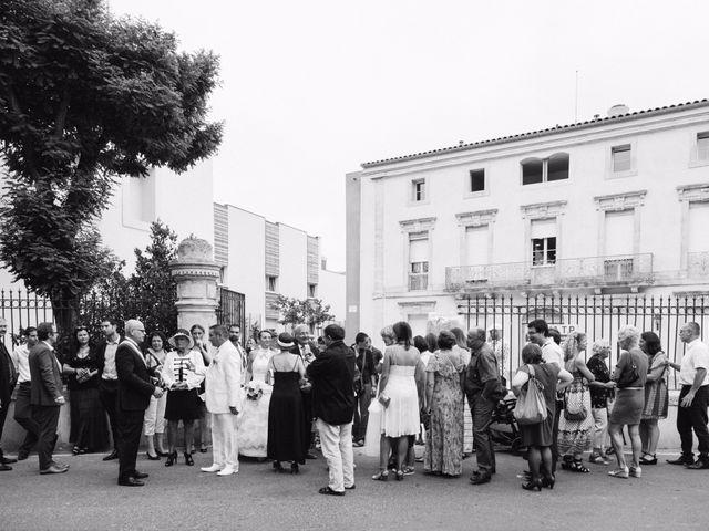 Le mariage de Jean-Marie et Christelle à Vendres, Hérault 32