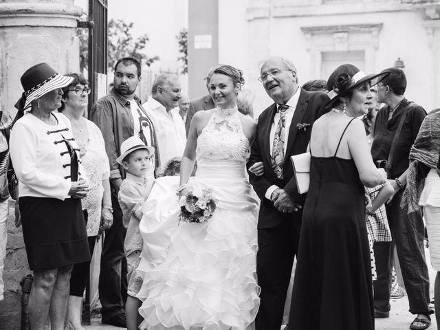 Le mariage de Jean-Marie et Christelle à Vendres, Hérault 33