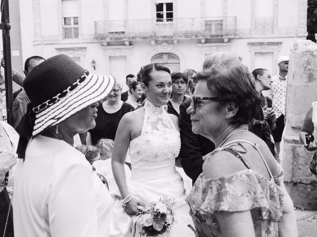 Le mariage de Jean-Marie et Christelle à Vendres, Hérault 34