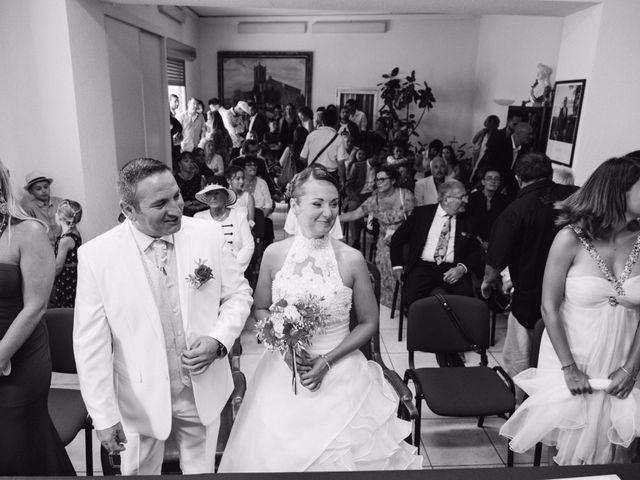 Le mariage de Jean-Marie et Christelle à Vendres, Hérault 42