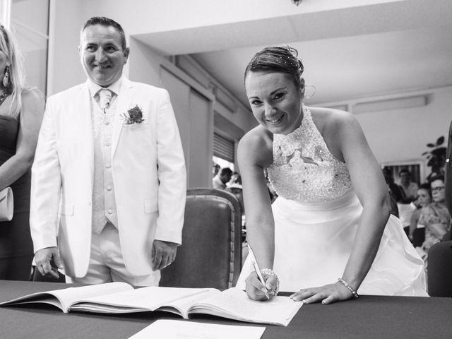 Le mariage de Jean-Marie et Christelle à Vendres, Hérault 55