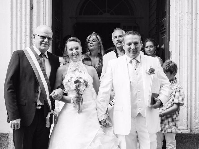 Le mariage de Jean-Marie et Christelle à Vendres, Hérault 59