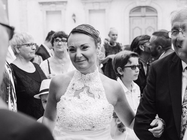 Le mariage de Jean-Marie et Christelle à Vendres, Hérault 63