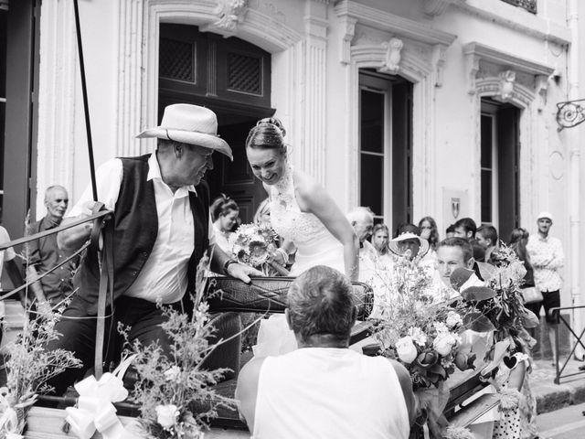 Le mariage de Jean-Marie et Christelle à Vendres, Hérault 65