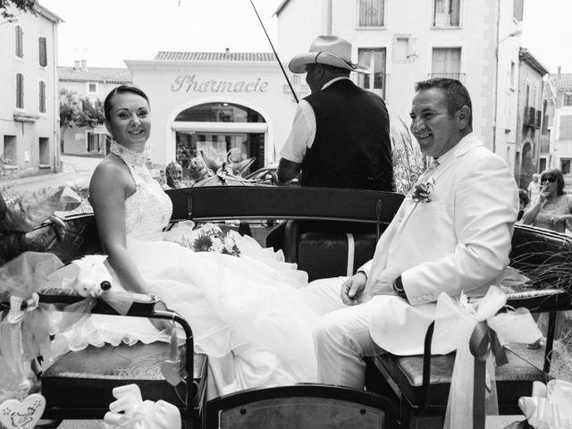 Le mariage de Jean-Marie et Christelle à Vendres, Hérault 66