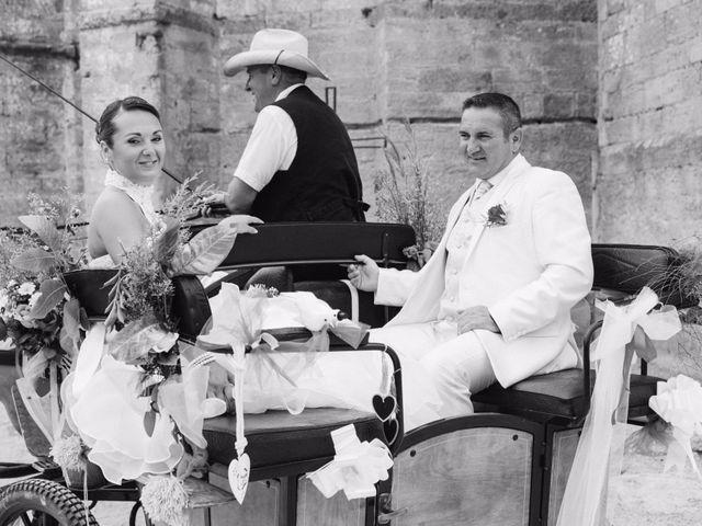 Le mariage de Jean-Marie et Christelle à Vendres, Hérault 68
