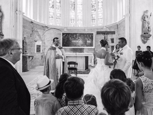 Le mariage de Jean-Marie et Christelle à Vendres, Hérault 73