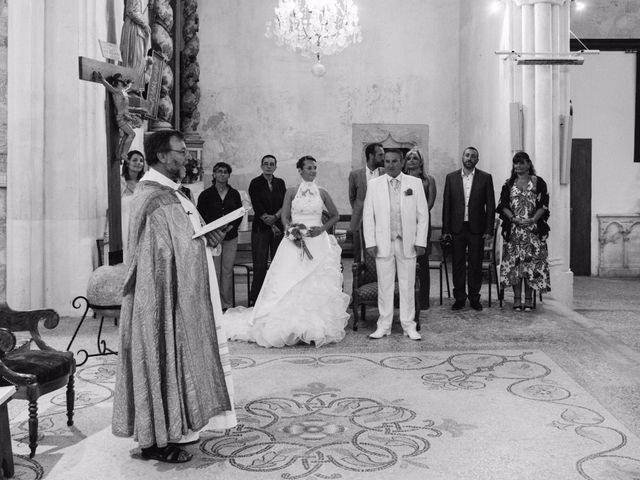 Le mariage de Jean-Marie et Christelle à Vendres, Hérault 74