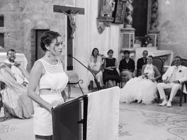 Le mariage de Jean-Marie et Christelle à Vendres, Hérault 77