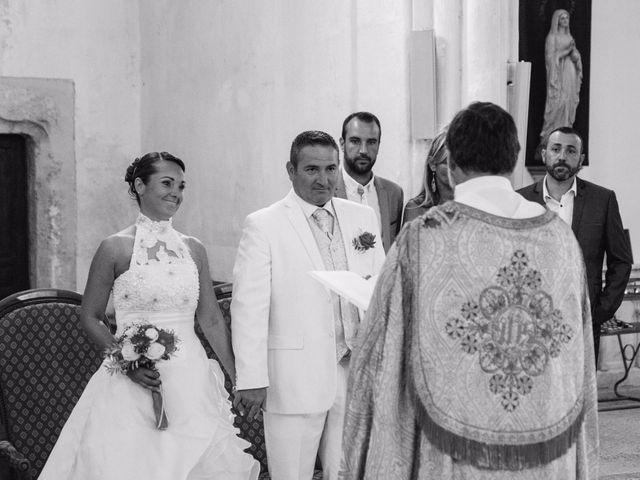 Le mariage de Jean-Marie et Christelle à Vendres, Hérault 82