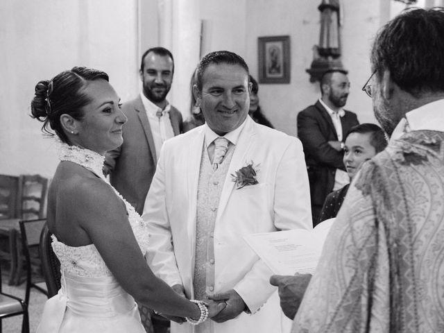 Le mariage de Jean-Marie et Christelle à Vendres, Hérault 84