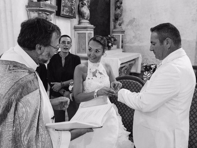 Le mariage de Jean-Marie et Christelle à Vendres, Hérault 89