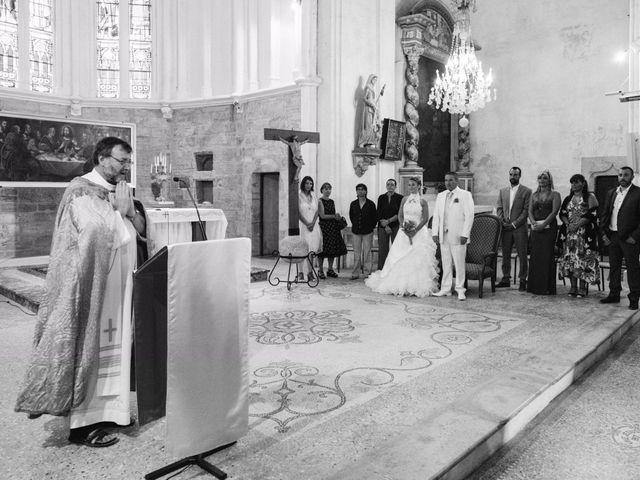 Le mariage de Jean-Marie et Christelle à Vendres, Hérault 93