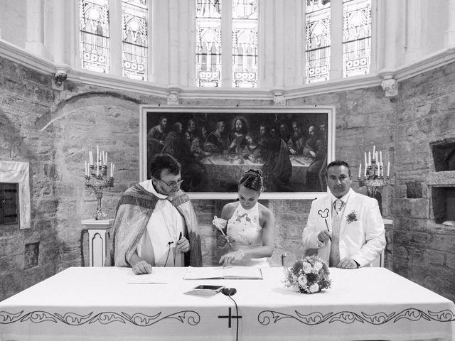 Le mariage de Jean-Marie et Christelle à Vendres, Hérault 95