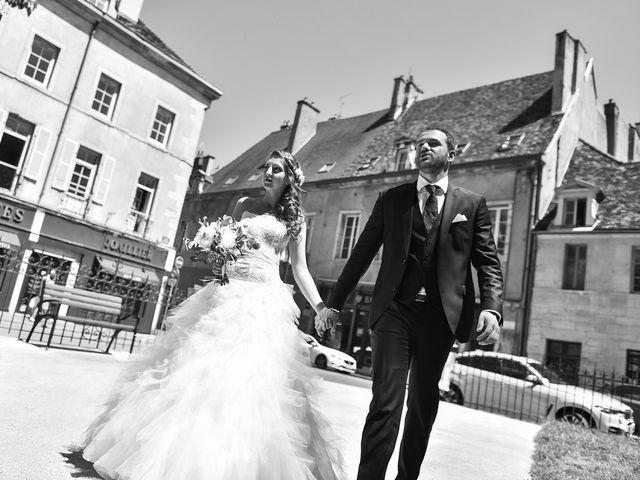 Le mariage de Benoît et Laura à Pont-de-Pany, Côte d'Or 16