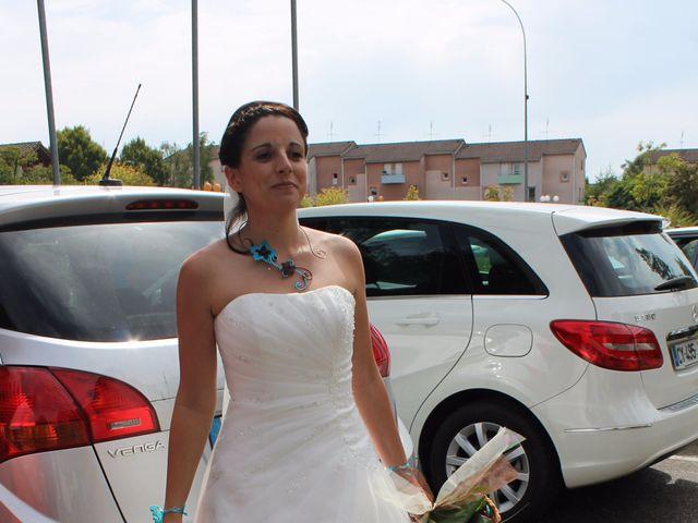 Le mariage de Axel et Emilie à Panazol, Haute-Vienne 16