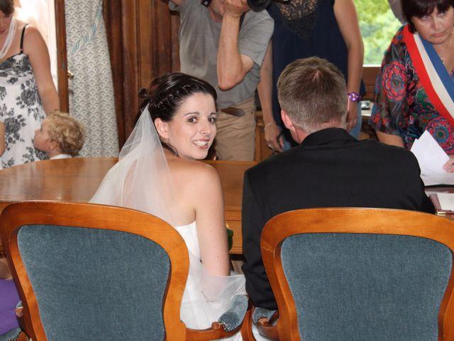 Le mariage de Axel et Emilie à Panazol, Haute-Vienne 18