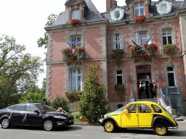 Le mariage de Axel et Emilie à Panazol, Haute-Vienne 20