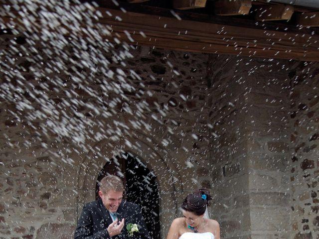 Le mariage de Axel et Emilie à Panazol, Haute-Vienne 25