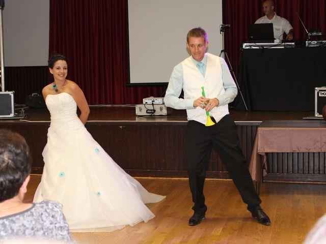Le mariage de Axel et Emilie à Panazol, Haute-Vienne 34