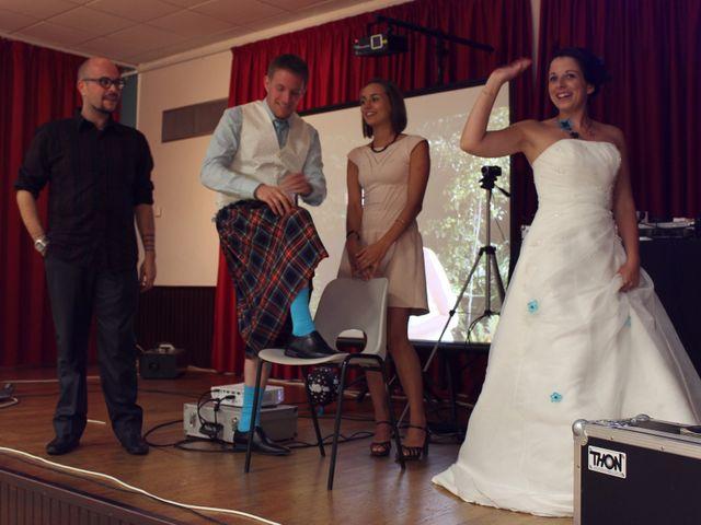 Le mariage de Axel et Emilie à Panazol, Haute-Vienne 37
