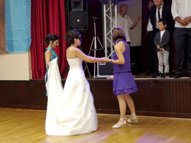 Le mariage de Axel et Emilie à Panazol, Haute-Vienne 42
