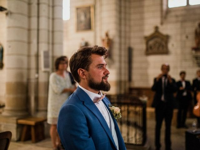 Le mariage de Martin et Roxane à Cussay, Indre-et-Loire 10