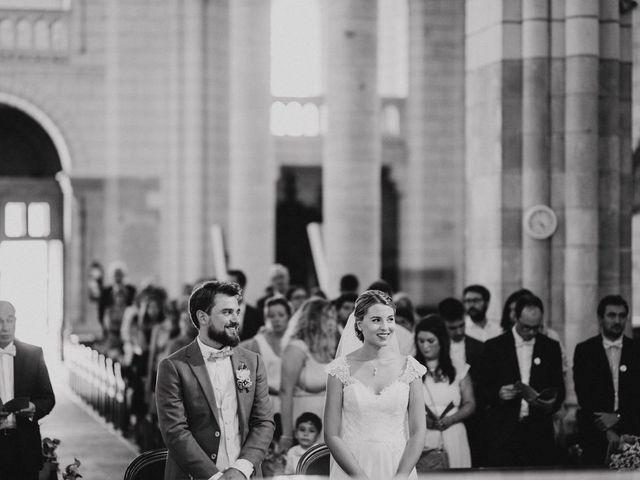 Le mariage de Martin et Roxane à Cussay, Indre-et-Loire 14