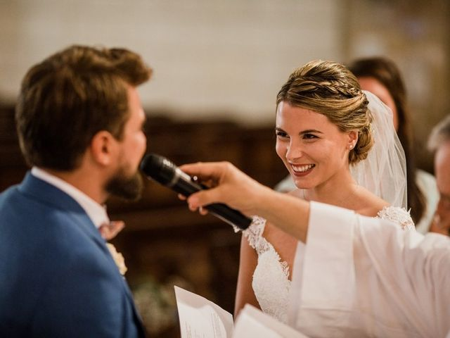 Le mariage de Martin et Roxane à Cussay, Indre-et-Loire 17